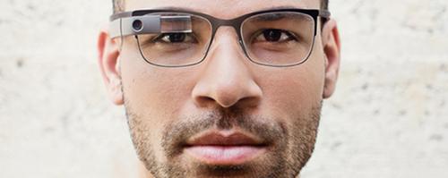 Google Glass Titanium 1