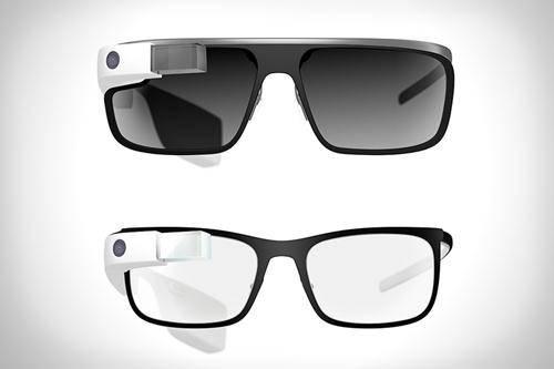 Google Glass Titanium 2