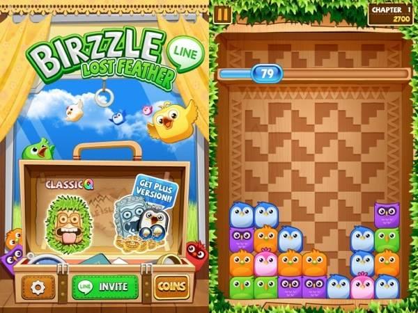 LINE Birzzle 2