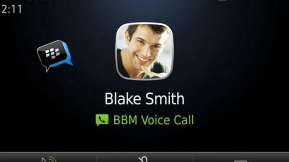 Llamar gratis BlackBerry Messenger 1