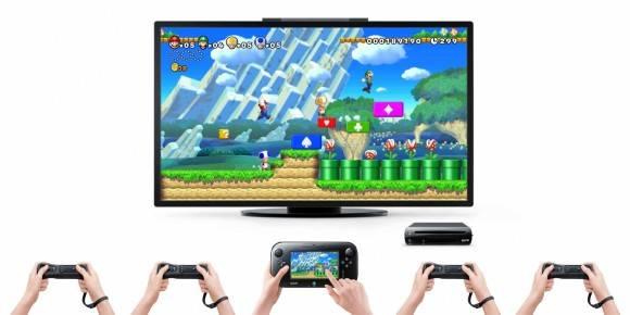 Nintendo Wii U 2