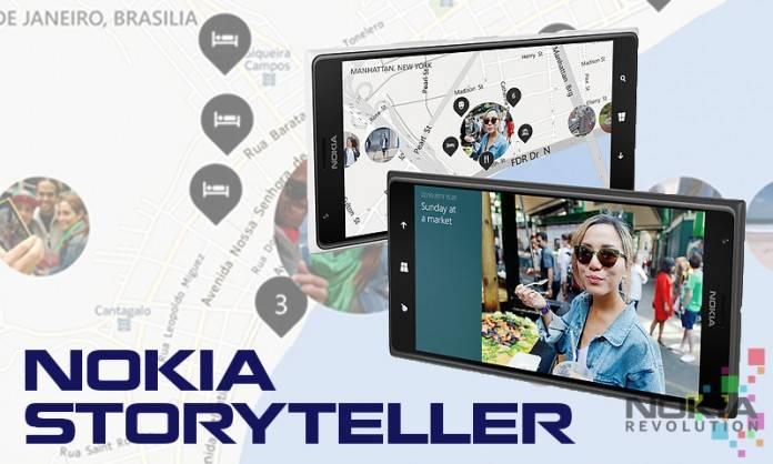 Nokia Storyteller 1
