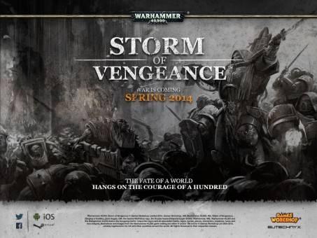 Warhammer 40K Android 1