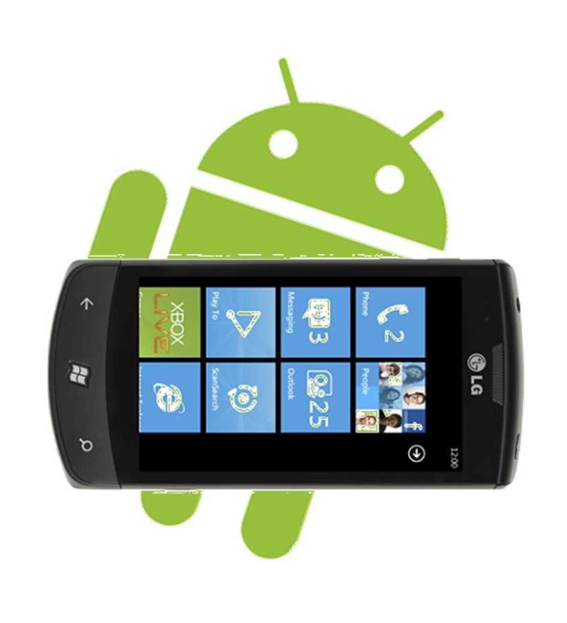Windows Phone Android 1