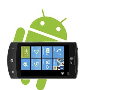 Windows Phone aplicaciones Android 2