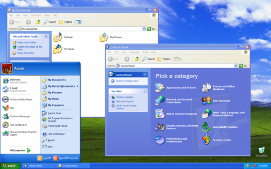 Windows XP 2