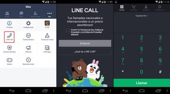 Android llamadas 1