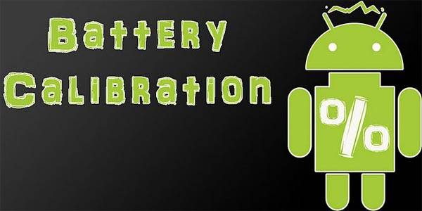 Battery Calibration Android 1