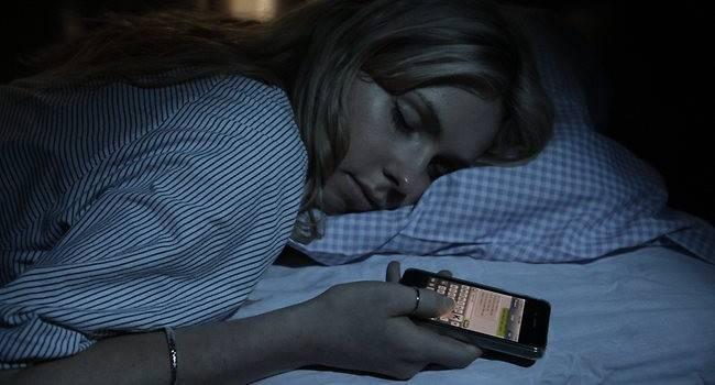 Dormir smartphone 1