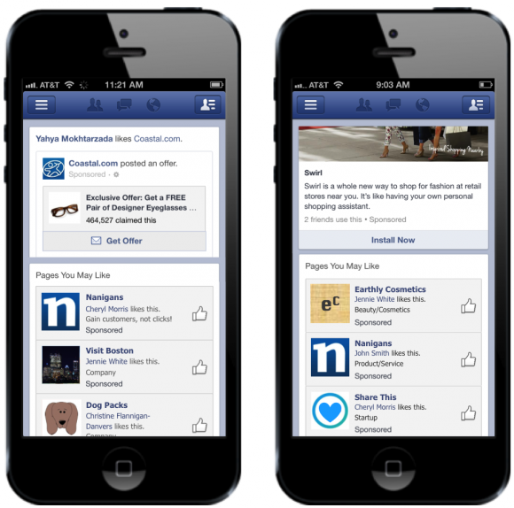 Facebook Mobile 2