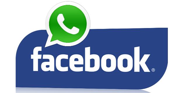 Google Facebook WhatsApp 2