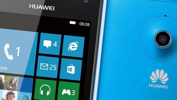Huawei Android Windows Phone 1