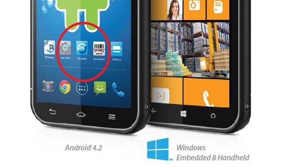Huawei Android Windows Phone 2