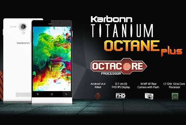 Karbonn Titanium Octane Plus 1