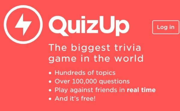 QuizUp Android 1