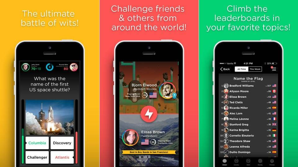QuizUp Android 2