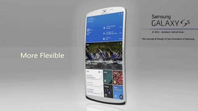 Samsung Galaxy S5 4K 1