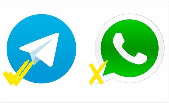 Facebook Telegram 1