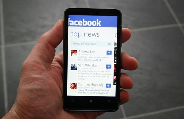 Facebook móvil 1