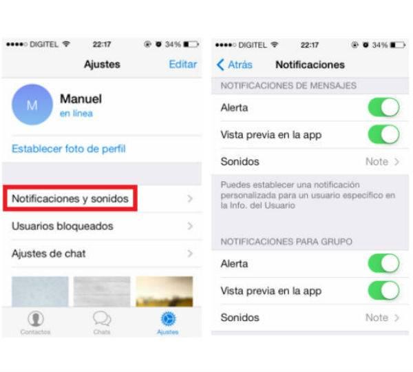 Notificaciones nuevo usuario Telegram 2