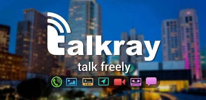 Talkray 1