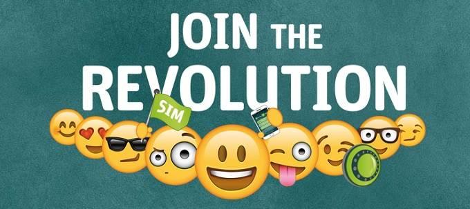 WhatsApp SIM E-Plus 1