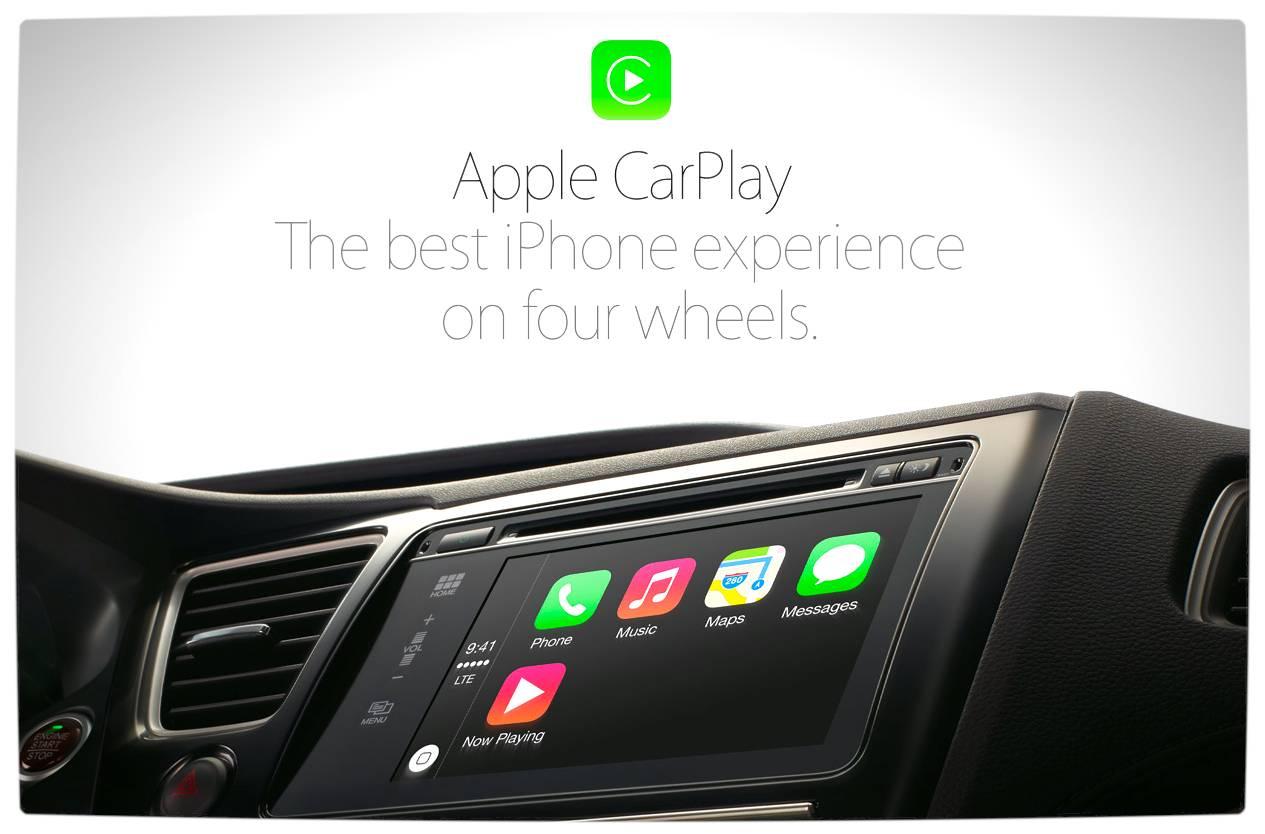 Apple CarPlay 1