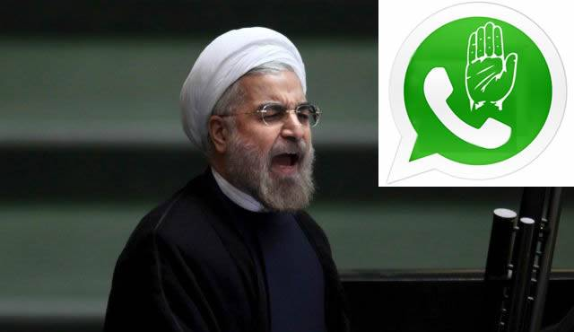 Irán WhatsApp