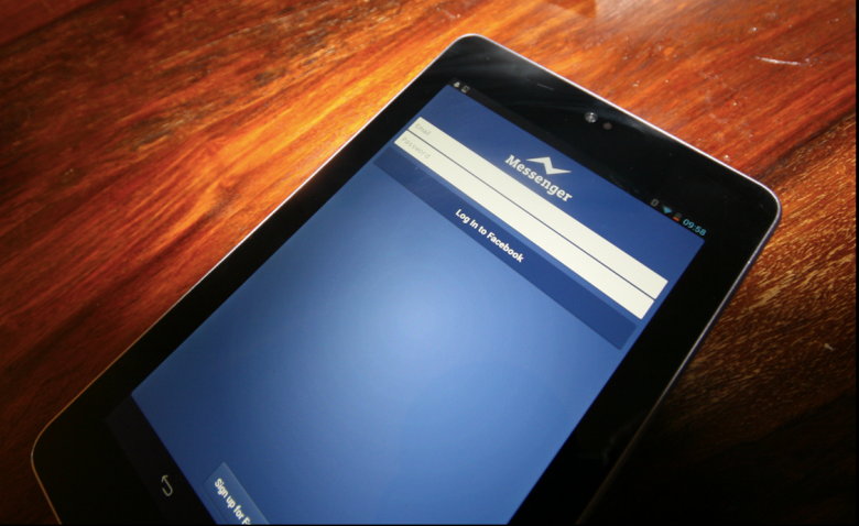 Facebook Messenger pago