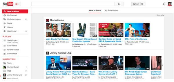 videos youtube