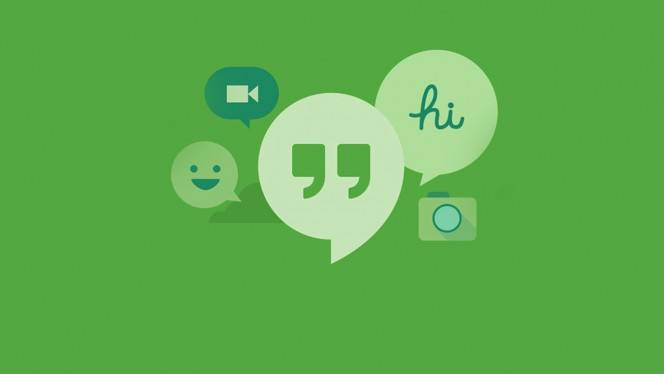 Google Hangouts Facebook Messenger