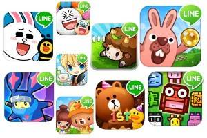 LINE-Game-Collection