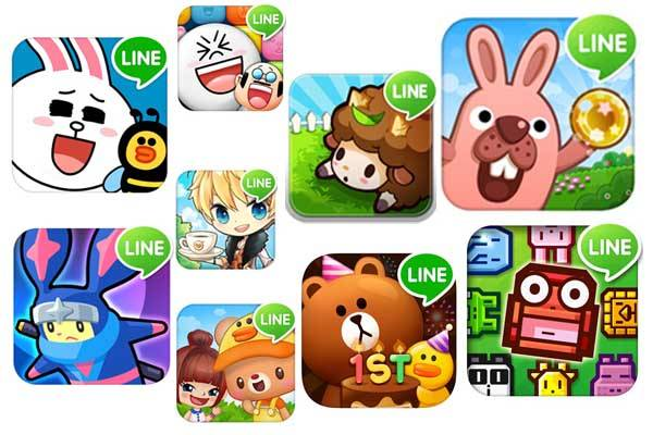 LINE Game Collection