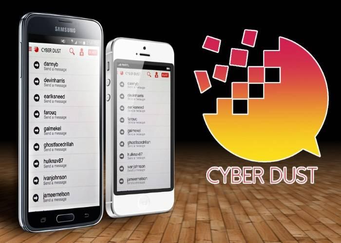Cyber Dust mensajería