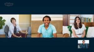 Skype_Group Call_No Snap
