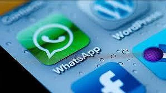 WhatsApp mensajería texto voz