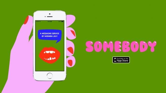 somebody app