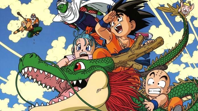 akira toriyama dragon ball manga