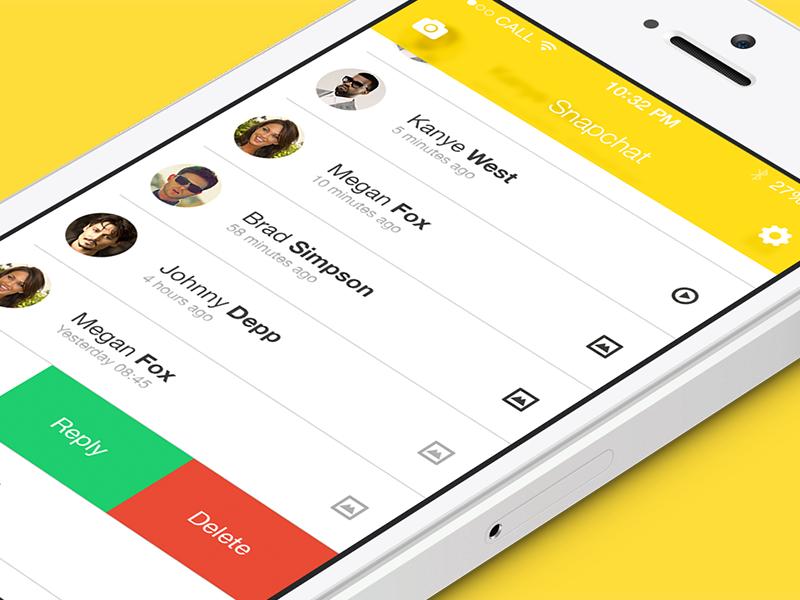 Desde Snapchat recomiendan no usar apps apócrifas