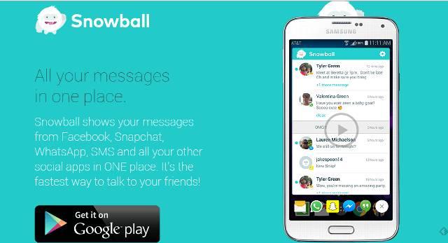 snowball-app