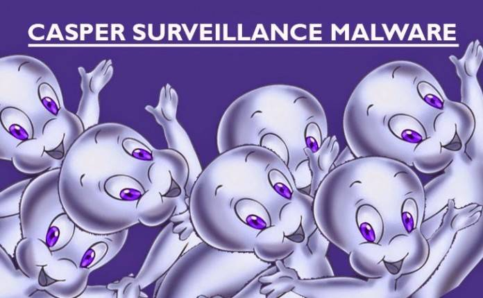 casper malware