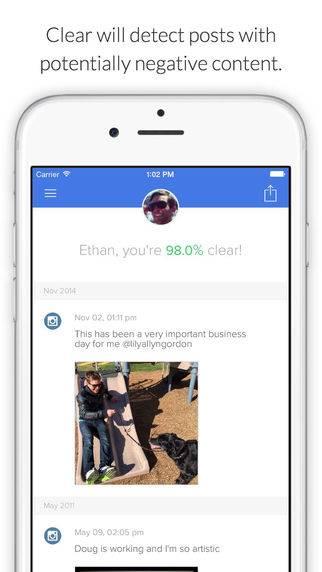 clear app