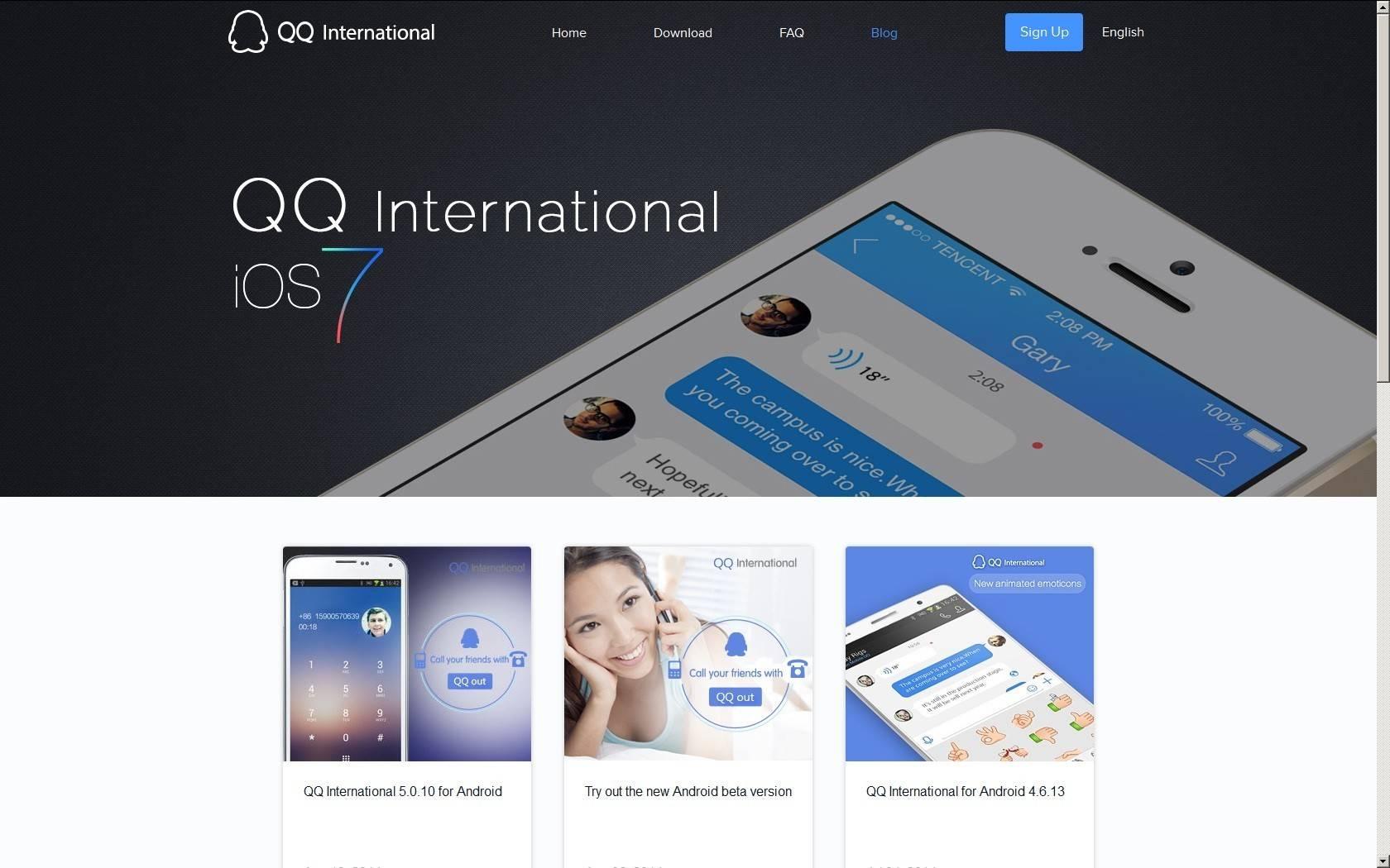 Mensajería QQ alcanza los 829 millones de usuarios activos al mes