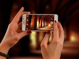 smartphone fotografía