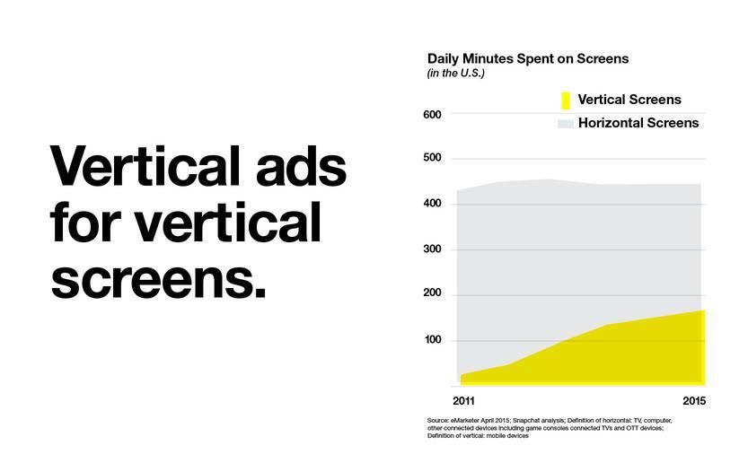 vertical ad snapchat