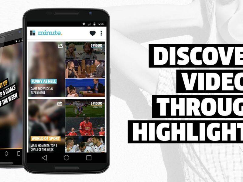 app vídeo minute