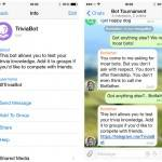 telegram bot trivial