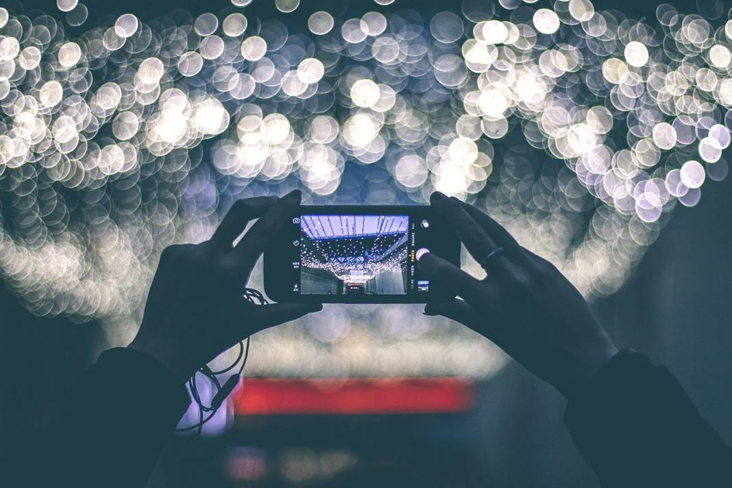 vídeo con smartphone