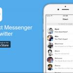 direct messenger para twitter
