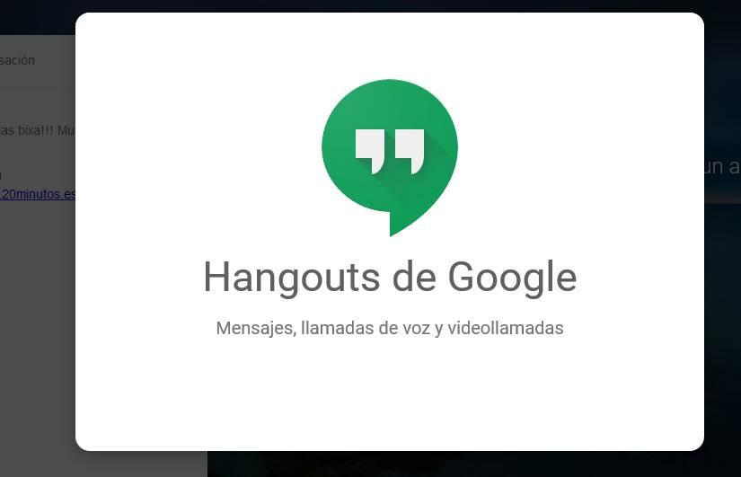 Ya está aquí la nueva versión web de Hangouts